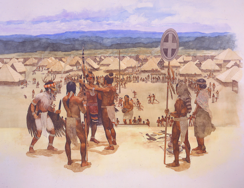 an analysis of the encounters between europeans and native americans in the expedition era The north american fur trade began as early as the 1500s with europeans and first nations and was a central part of the early history of contact between europeans and the native peoples of what is now the united states and canada.