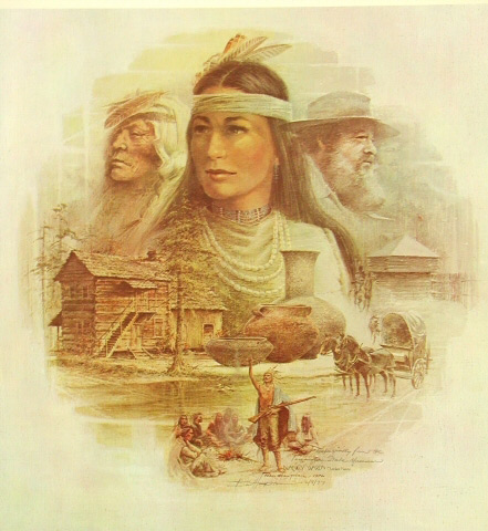 Warrior Woman: Based on the Story of Nancy Ward