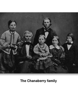 TN People 01 Chanaberry family