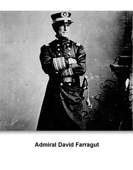 Naval Battle 01 Admiral David Farragut