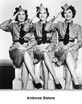 WWII Mursic 01 Andrews Sisters