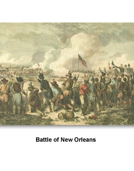 Jackson New Orleans 01 Battle of NO