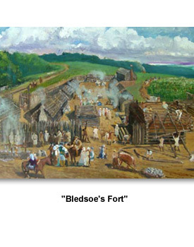 Where They Lived 01 Bledso'e Fort