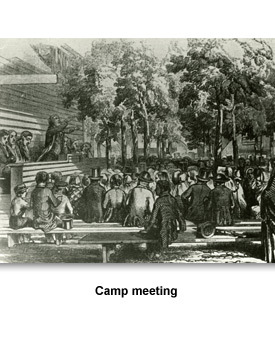 Religion Front 01 Camp Meeting