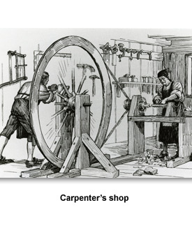 Merchants & Industry 01 Carpenters shop