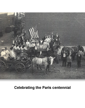 Confront Life in TN 01 Celebrating the Paris centennial