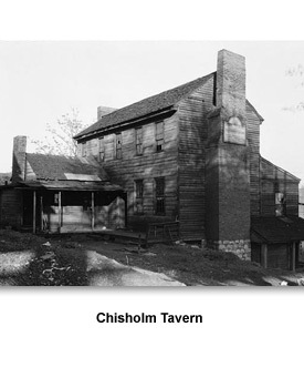 Land & Indians 01 Chisholm Tavern