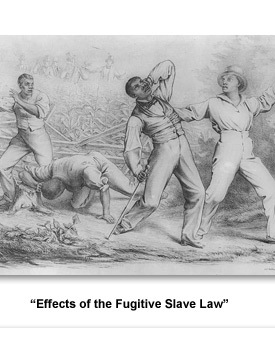 Jackson State/Nation 01 Effects of the Fugitive Slave Law