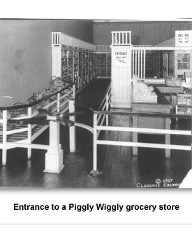 Confront New Shopping 01 Piggly Wiggly Entrance
