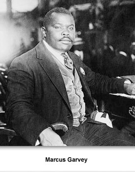 Confronting Living 01 Marcus Garvey