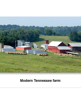CR Agriculture 01 Modern Tn Farm