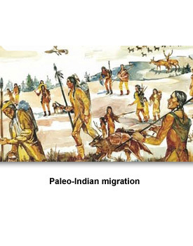 Where Did They Come From 01 Paleo Indian