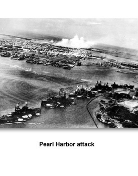 WWII War Begins 01 Pearl Harbor Attack