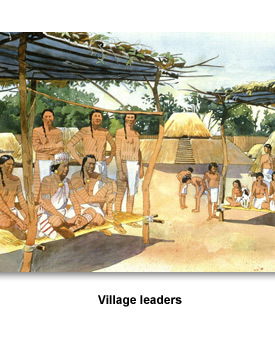 Chiefdoms 01 Village Leaders