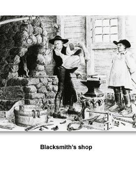 Merchants & Industry 02 Blacksmith?s shop