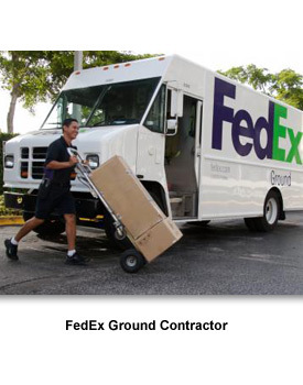 Business 02 Fed Ex Geound Contractor