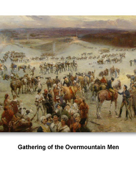 Early Efforts 02 Overmountain Men