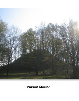Woodland Indians 02 Pinsion Mound