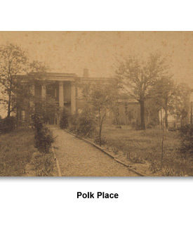 Jackson Polk Early 02 Polk Place