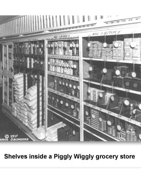 Confront New Shopping 02 Piggly Wiggly Shelves