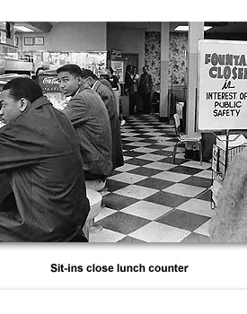 CWCR Sit Ins Nashville 01 Sit Ins Close Counter