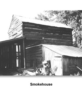 Working on the Farm 02 Smokehouse