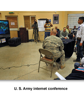 Doing Business 02 Army Internet Conf