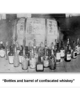 Confront Prohibition 02 Confiscated Whiskey