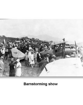 Confront Life in TN 03 Barnstorming show