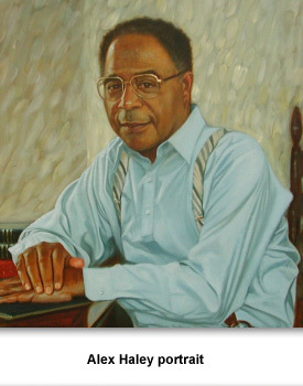 CR The Arts 03 Alex Haley