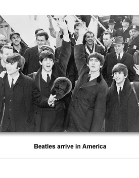 CW/CRM Teen Fashion 03 Beatles in America
