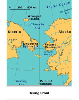 Where Did They Come From 03 Bering Strait