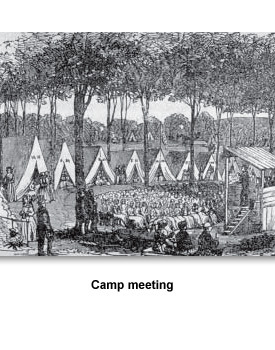 Everyday Life 03 Camp meeting
