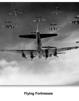 WWII Fighting 03 Flying Fortress