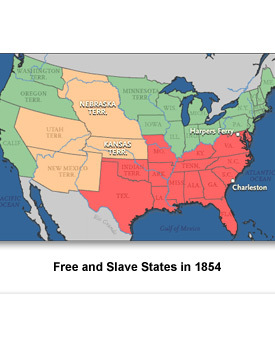 a discussion on the issue of slavery in the united states At the end of the mexican war, many new lands west of texas were yielded to the united states also hoping to sidestep the issue of slavery.