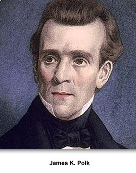 Jacskon Jacksonian 03 James Polk