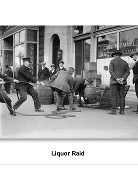 Confront Prohibition 03 Liqour Raid