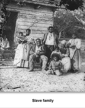 Slavery Front 02 Slave Family