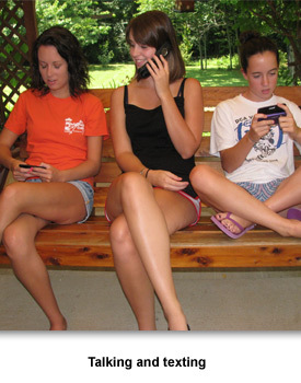 Technology Connecting 01 Talking and Texting