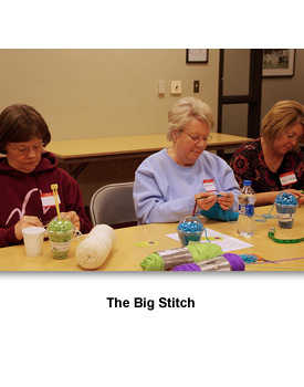 Giving 03 The Big Stitch