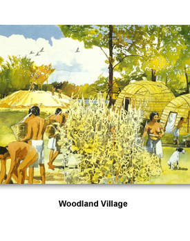 First Tennesseans 03 Woodland Village