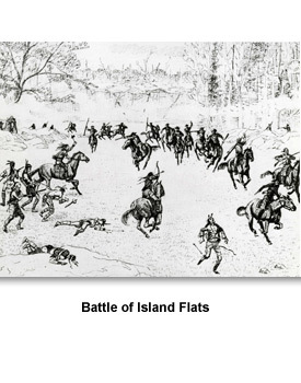 Where They Lived 04 Battle of Island Flats
