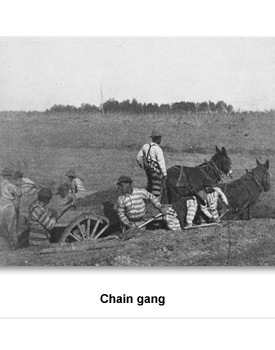 Confronting Racial 04 Chain Gang