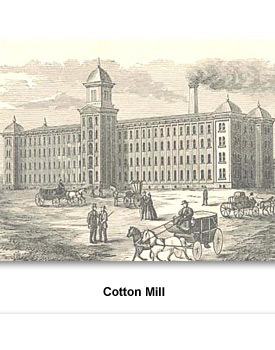 Jackson Early 04 Cotton Mill