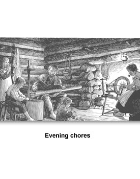 How They Worked 04 Evening Chores