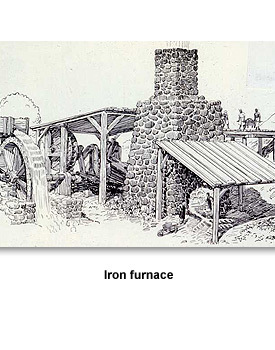 Merchants & Industry 04 Iron furnace