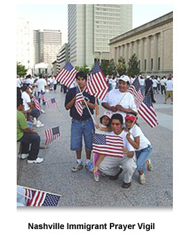 Info Living in 04 Nashville Immigrant Prayer