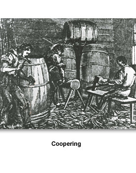 Merchants & Industry 05 Coopering