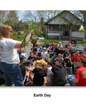 Giving 05 EARTH DAY