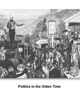 Jackson Jackson 05 Politics in Olden Time